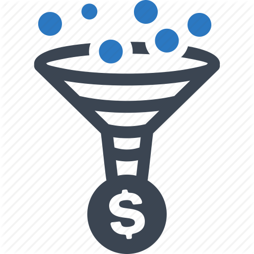 kissclipart icon funnel clipart sales process computer icons c 6dc4d4b057209b1d